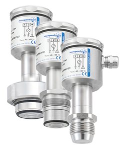 pressure transmitters PZM and TPF